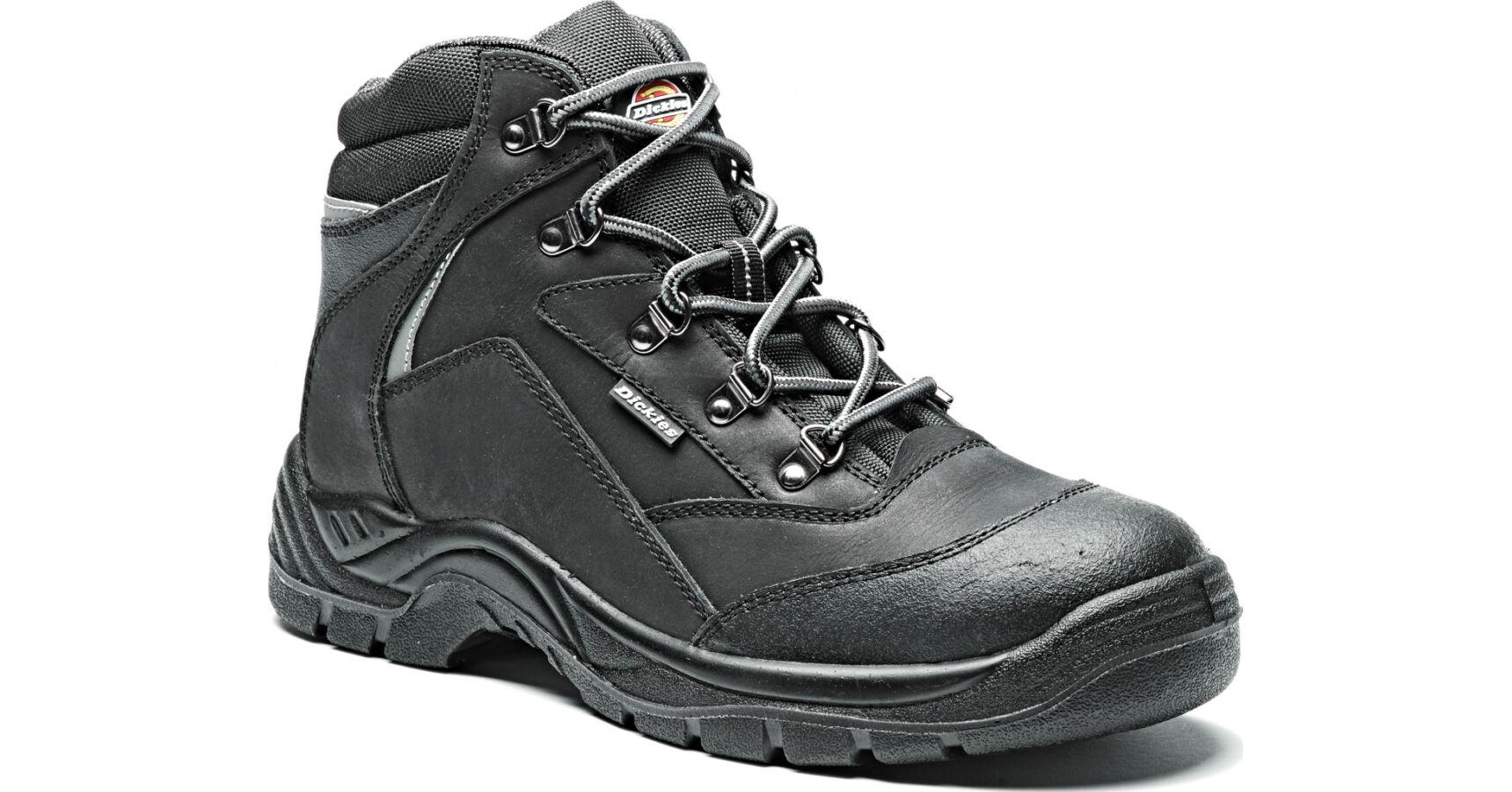 FC9501 42 Black Verona munkacipő női S3 Munkavédelmi lábbeli