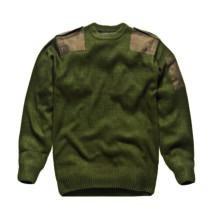 KN22100-2XL-Olive-pulóver