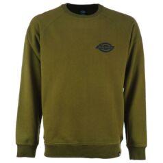 02 200168- Briggsville pulóver- Dark Olive- XL