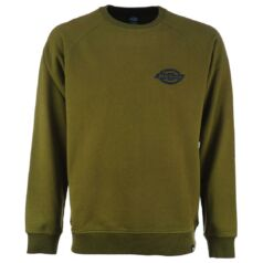 02 200168- Briggsville pulóver- Dark Olive- L