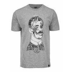 06 210646 Taberg T-shirt Grey Melange L