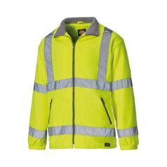 SA22032-L-Yellow-Láthatósági pulóver