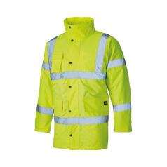 SA22045-2XL-Yellow-Láthatósági dzseki