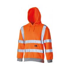 SA22090-L-Orange-láthatósági pulóver