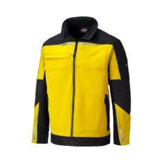 DP1001 - Dickies Pro Jacket - L - Yellow/Black