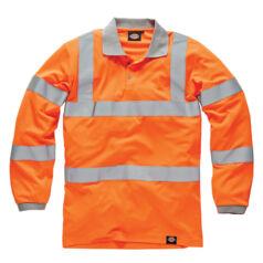 SA2000-2XL-Orange-Láthatósági hosszú ujjú póló