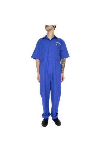 01 210165 Narrowsburg overall - Royal Blue - XL