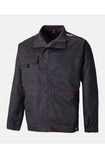CV1001 Lakemont munkásdzseki Black/Red