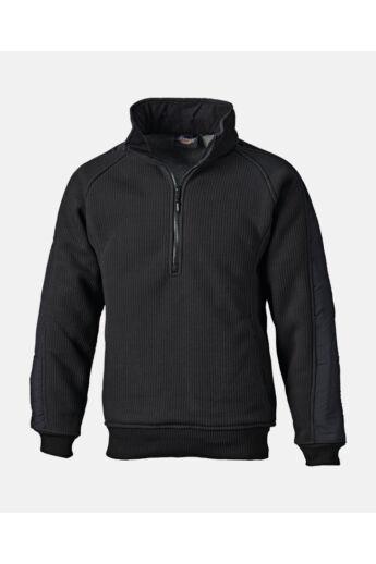 Eisenhower Fleece pulóver Fekete