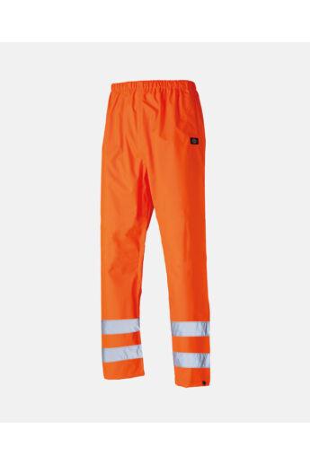 Vízálló jól láthatósági munkásnadrág Orange