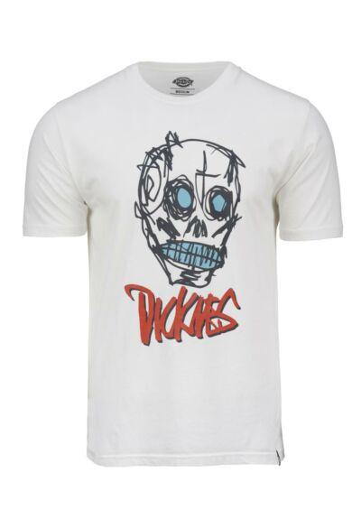 06 210626 East Homer T-shirt  White L