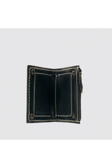 Eastville Bőr pénztárca-Black
