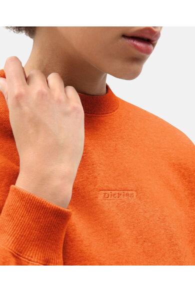 Ferriday crop pulóver - Energy Orange
