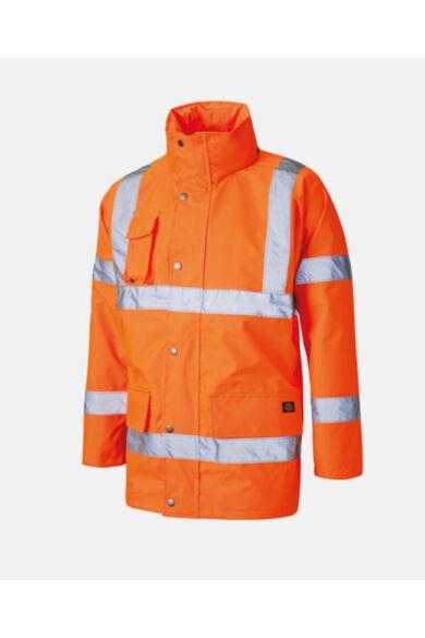 Láthatósági kabát-Orange
