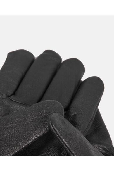 Memphis bőr kesztyű- Black