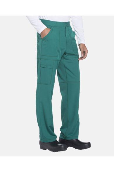 Férfi Egészségügyi nadrág Cargo -hunter green