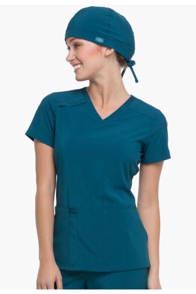 Unisex Kórházi Sapka-caribean blue oldal nézet