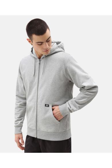 Kingsley cipzáros pulóver -Grey