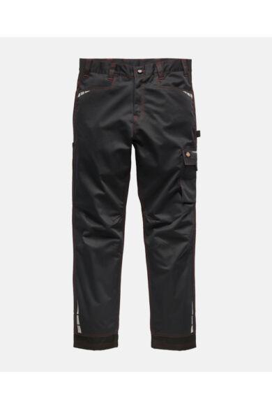 CV1000 Lakemont munkásnadrág Black/Red