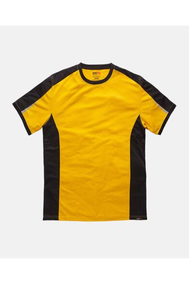 Dickies Pro póló Sárga