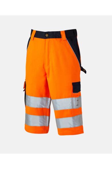 Industry jól láthatósági rövidnadrág Orange