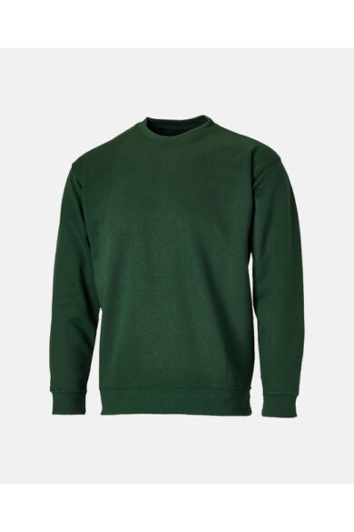 Crew Neck pulóver Zöld