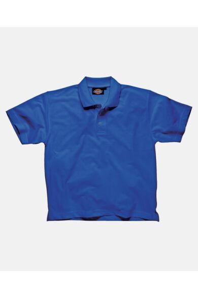 Galléros munkapóló Royal kék