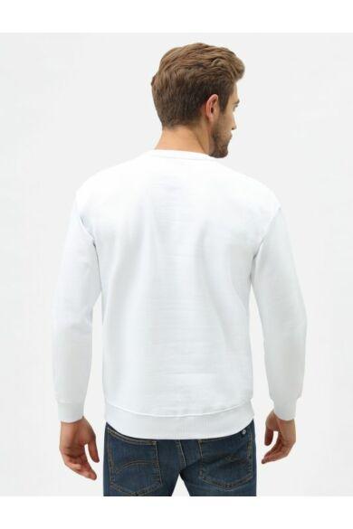 Mount Sherman pulóver- White