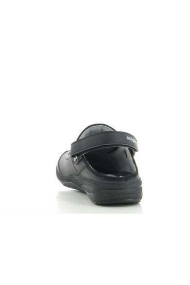 IRIS női bőrklumpa- Black