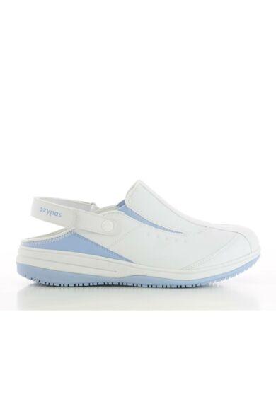 IRIS női bőrklumpa- Baby Blue