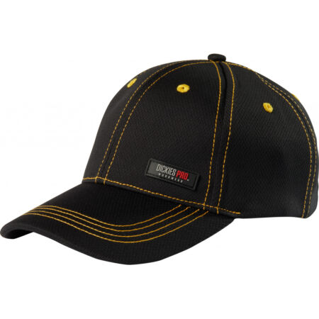 DP1003 - Dickies Pro Cap - Yellow/Black