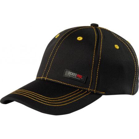 DP1003 - Dickies Pro Cap - Yellow/Black