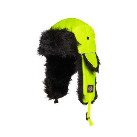 HA8017-Hi Vis-Yellow Trapper sapka