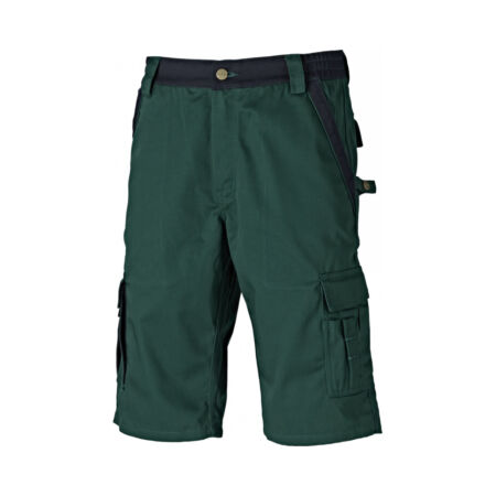Munkaruha short IN30050-54-Green/Black Industry