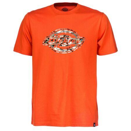 06 210595 HS One Colour Póló - L - Energy Orange