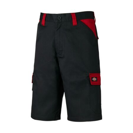 ED24/7SH-Munkaruha short-Black/Red-30