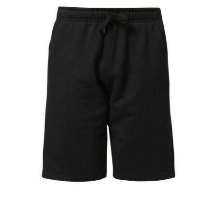 01 220068-Fallbrook-XXL-Black rövidnadrág