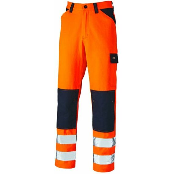 SA24/7R ED Hi-Vis nadrág  Orange/Navy 30