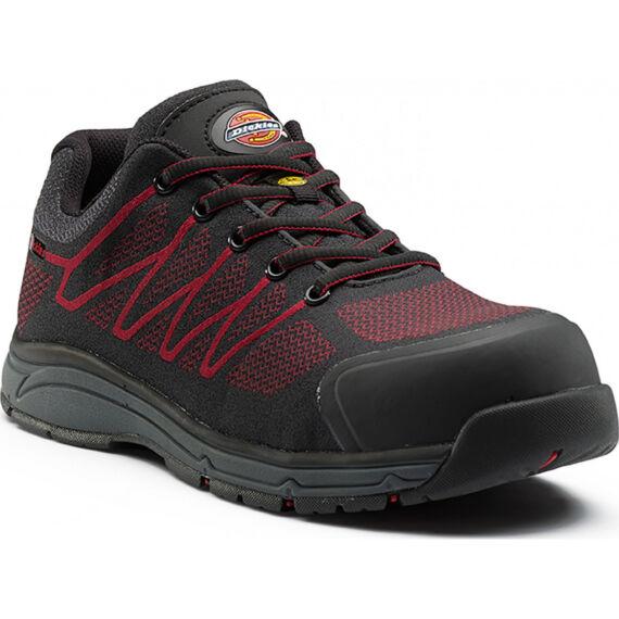 FC9531 - Liberty Shoe - Black/Red - 40