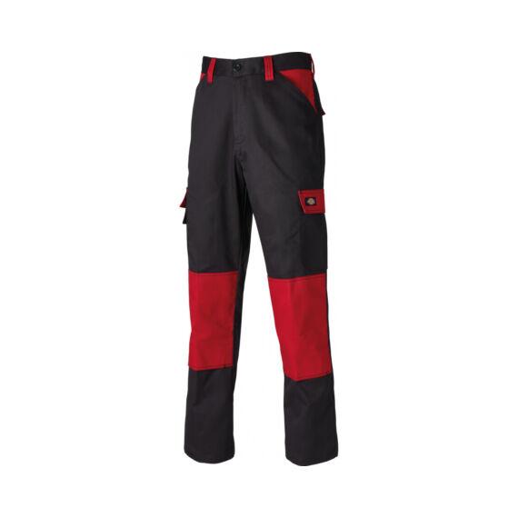 ED24/7R-32-Black/Red-deréknadrág