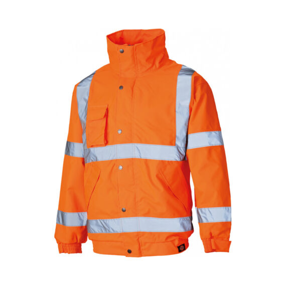 SA42050-L-Orange-Láthatósági dzseki