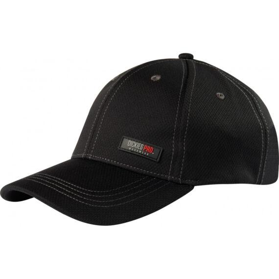 DP1003 - Dickies Pro Cap - Black/Grey