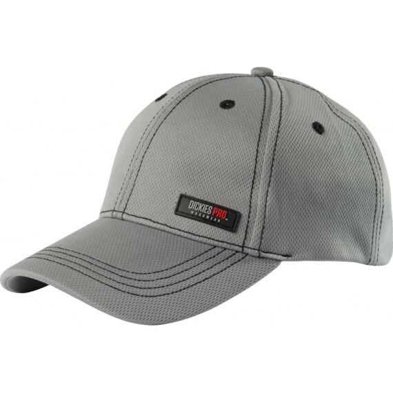 DP1003 - Dickies Pro Cap - Grey/Black