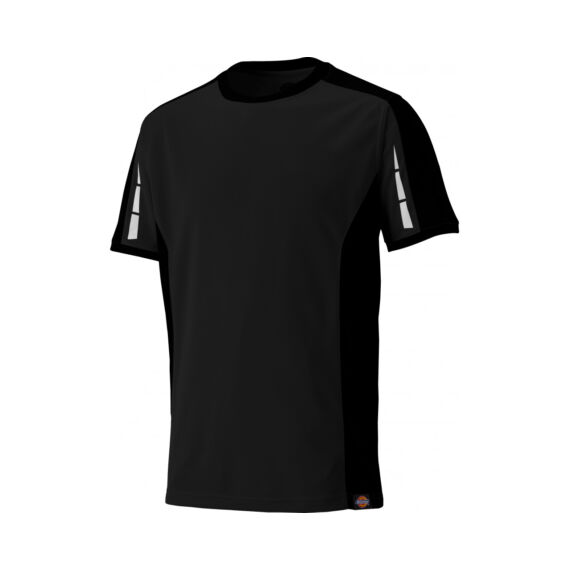 DP1002 - Dickies Pro T-shirt - S - Black