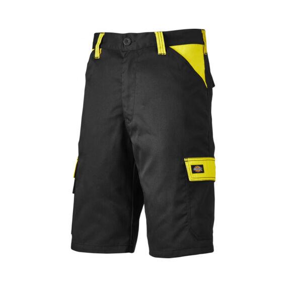 ED24/7SH-Munkaruha short-Black/Yellow-28