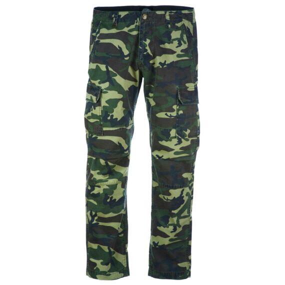 01 210121-34/34-Camouflage-EDWARDSPORT ffi nadrág