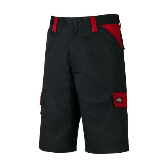 ED24/7SH-Munkaruha short-Black/Red-30