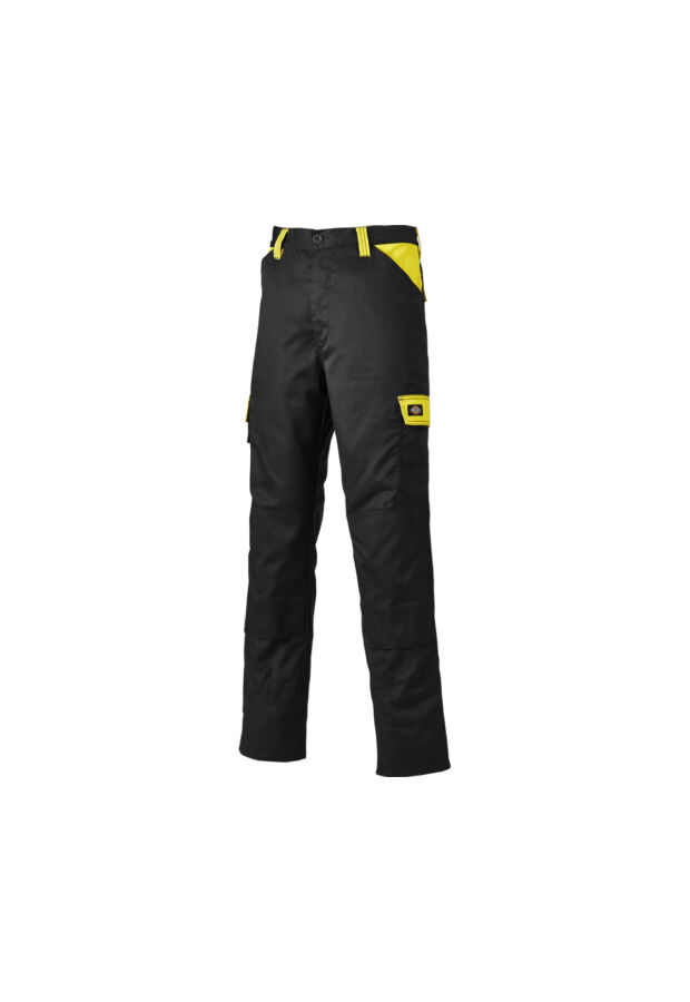 ED24/7R-30-Black/Yellow-deréknadrág
