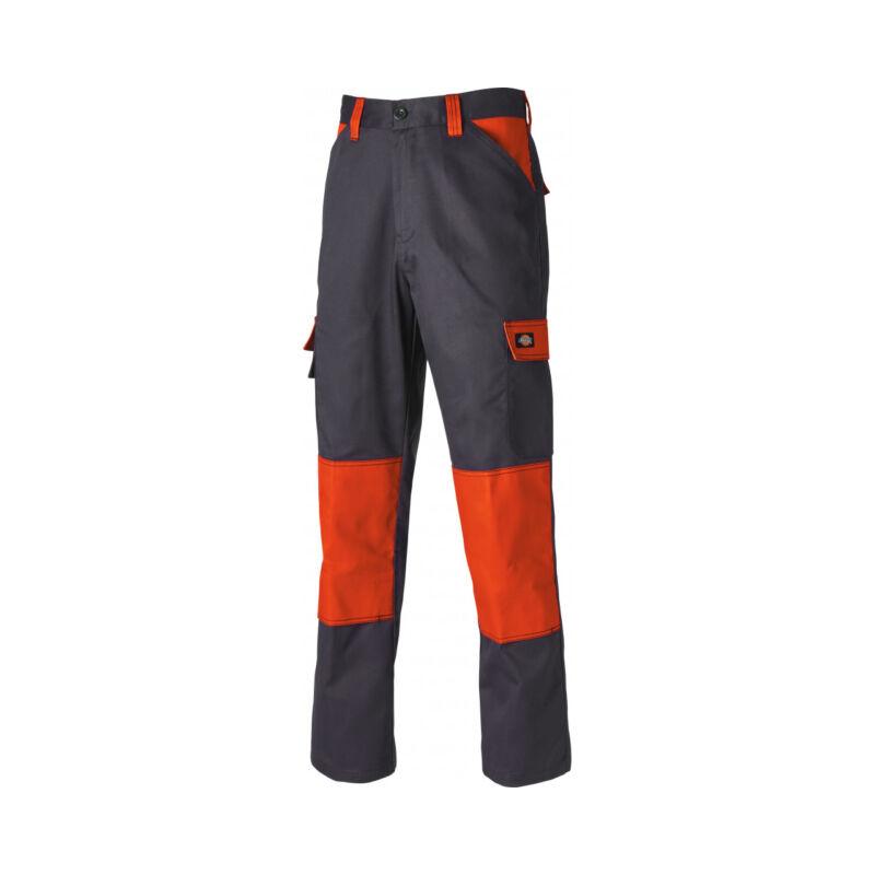 ED24/7R-32-Grey/Orange-deréknadrág