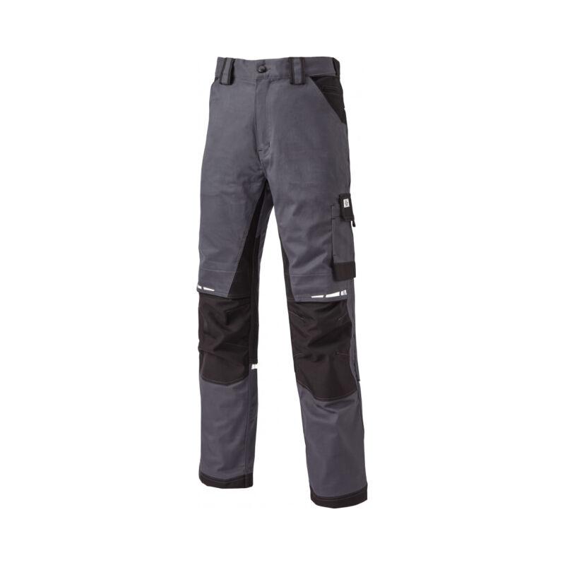 WD4901-Grey/Black-GDT Premium Nadrág-28